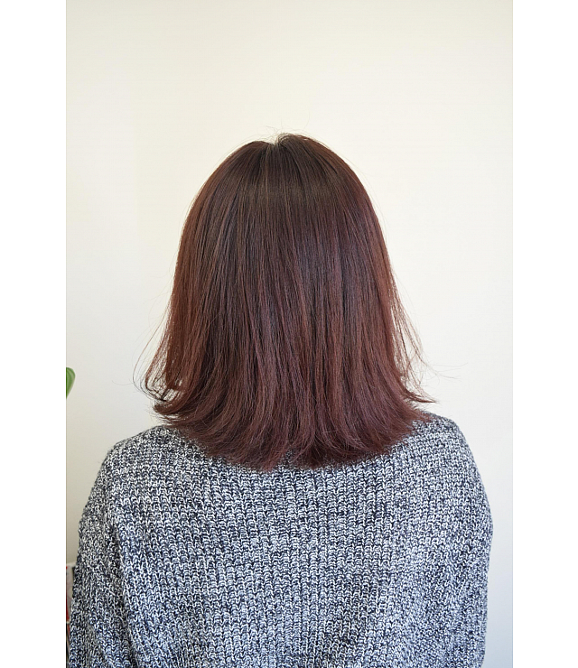 Mode pink brown color ☆ LuvhairAlice