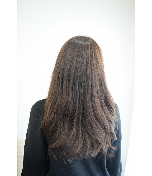 long style☆grege ash color☆LuvhairAlice